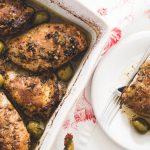 Low carb keto Chicken Marbella