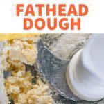 Coconut Flour Fathead Dough Pin Image