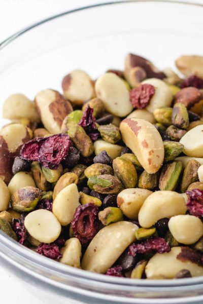 Easy Homemade Keto Trail Mix Recipe (Low Carb And Gluten Free!)