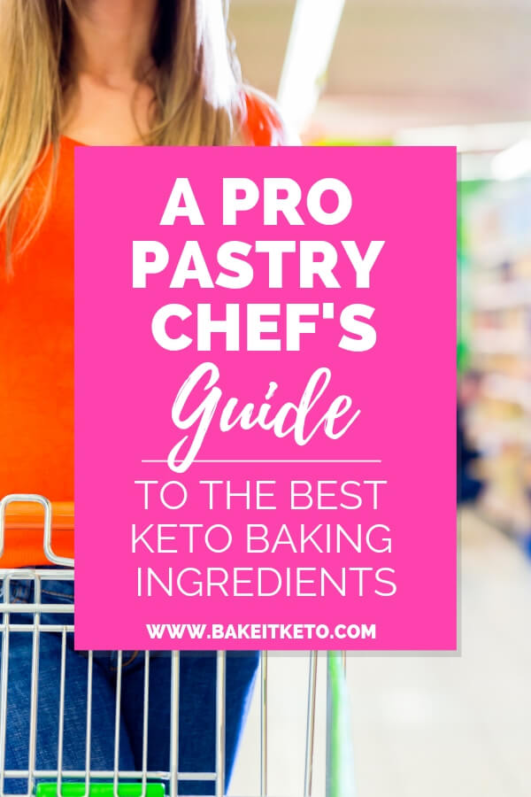 A Pro Pastry Chef's Guide To The Best Baking Ingredients Pin Image