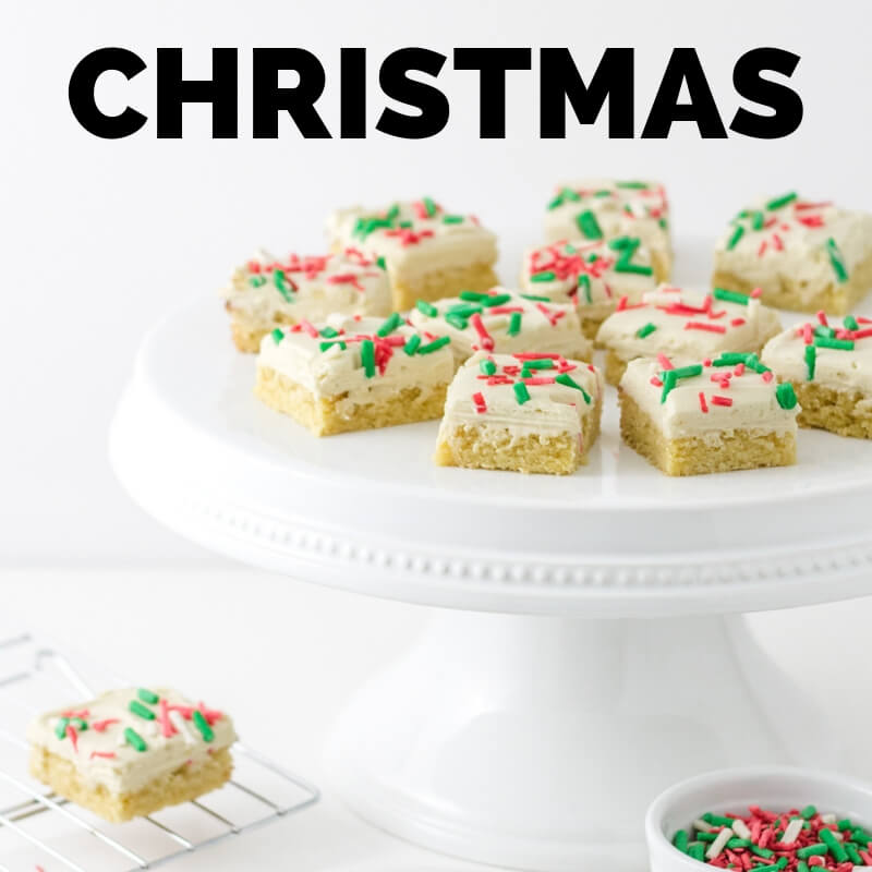 Keto Christmas category image