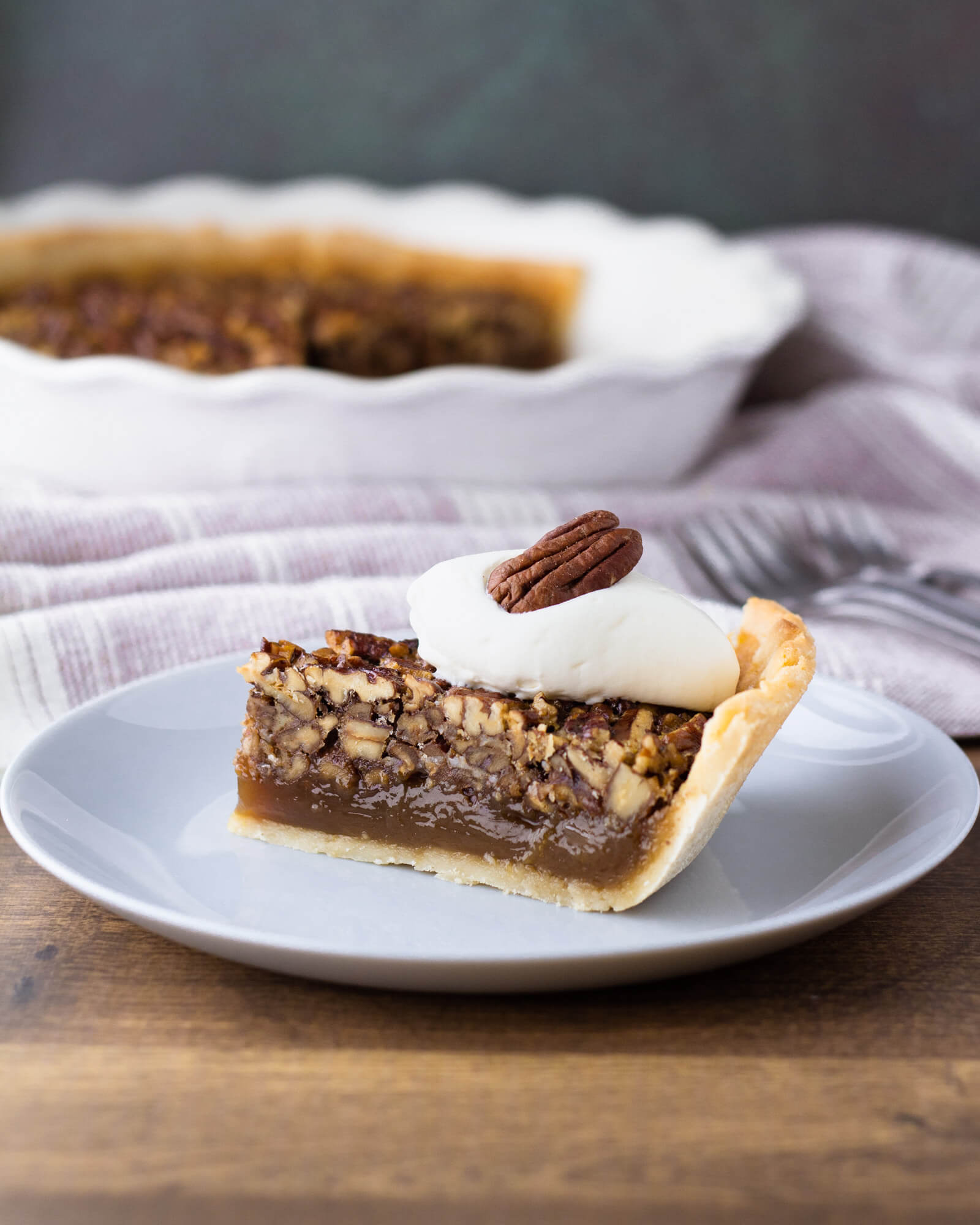 Failproof Keto Pecan Pie From A Pro Pastry Chef
