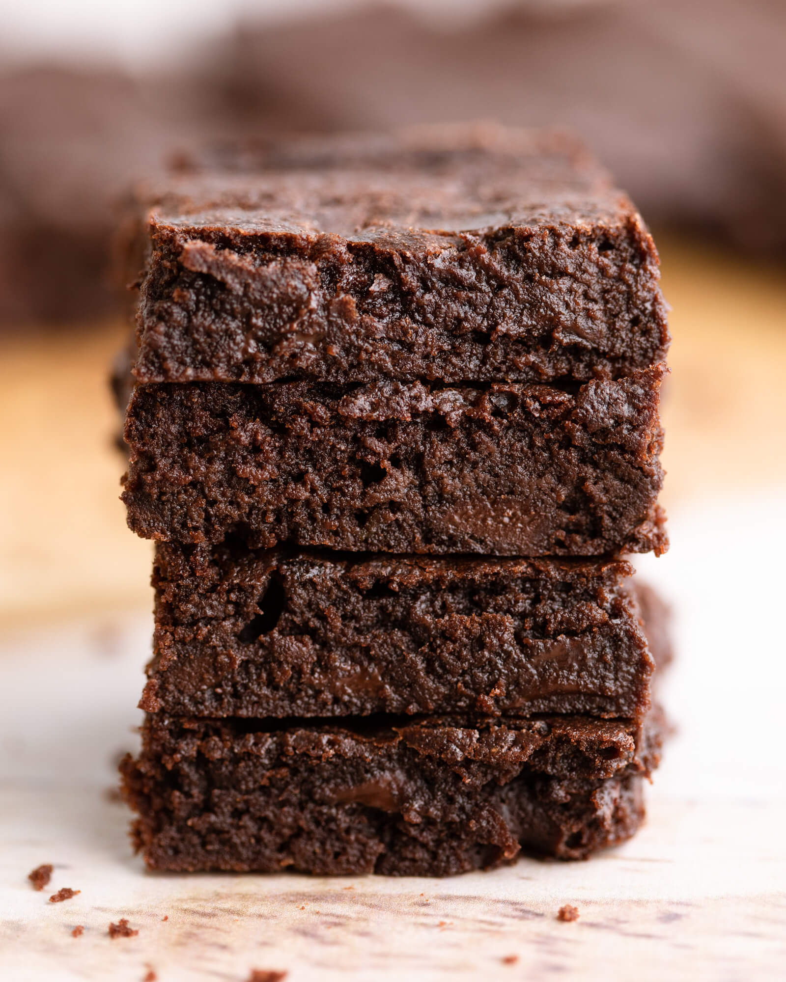 Fudgiest Keto Coconut Flour Brownies